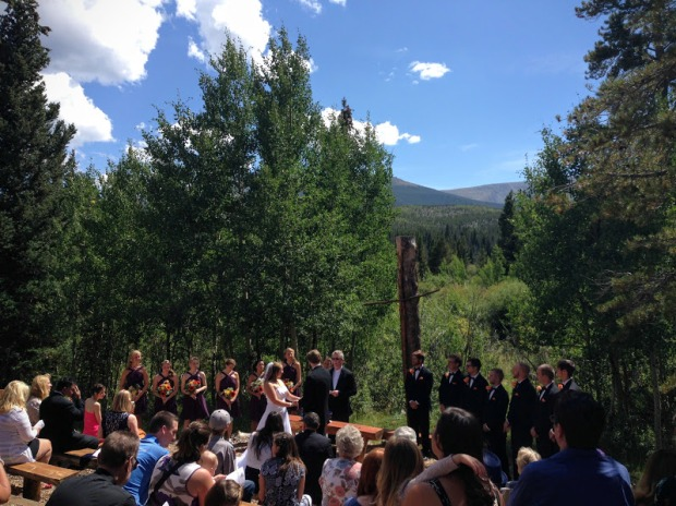 Mountain Wedding Colorado